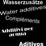 Water additives - trace elements for the marine water aquarium