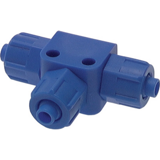 T-Connector 90° 6/8mm